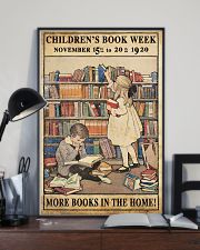 More Books At Home 11x17 Poster lifestyle-poster-2