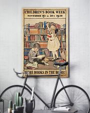 More Books At Home 11x17 Poster lifestyle-poster-7