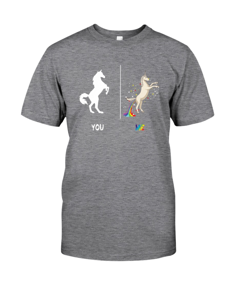 UNICORN YOU AND ME Classic T-Shirt