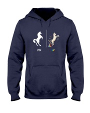 UNICORN YOU AND ME Hooded Sweatshirt thumbnail