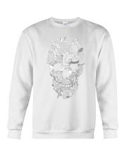 SD skull Crewneck Sweatshirt front