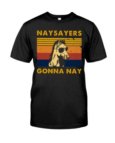 Horse Naysayers Gonna Nay