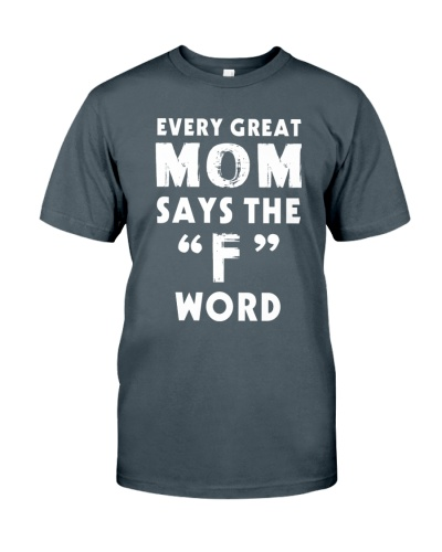 Family Mom Says The F Word