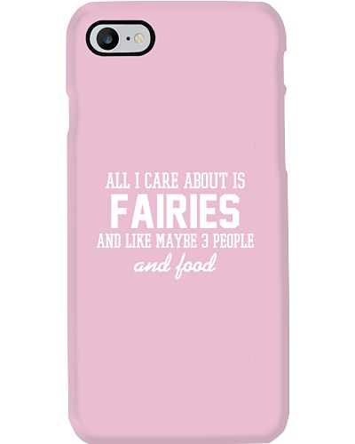 All I care is Fairies