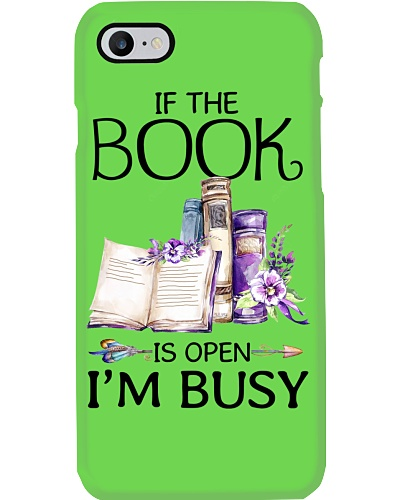 Books If The Book Is open