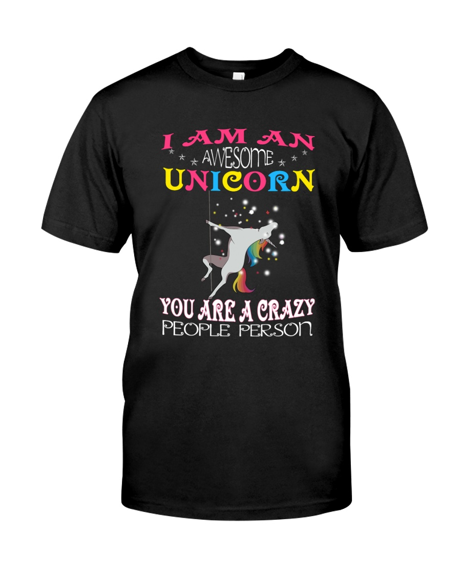 I am an awesome unicorn Classic T-Shirt