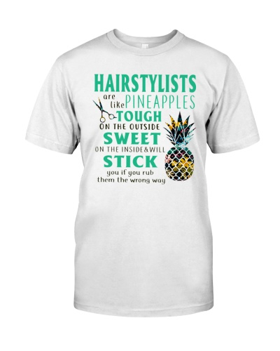 Hairstylists Are Like Pineapples