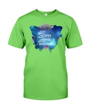 I HAVE THE SPIRIT OF A BUTTERFLY Classic T-Shirt front