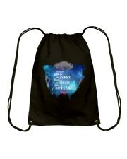 I HAVE THE SPIRIT OF A BUTTERFLY Drawstring Bag thumbnail
