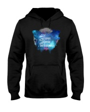 I HAVE THE SPIRIT OF A BUTTERFLY Hooded Sweatshirt thumbnail