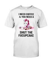 Unicorn Fucupcake Classic T-Shirt thumbnail