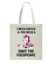 Unicorn Fucupcake Tote Bag thumbnail