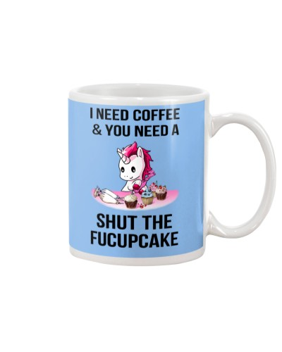Unicorn Fucupcake