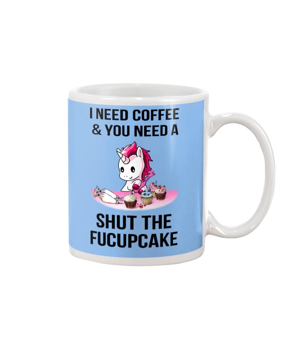 Unicorn Fucupcake Mug