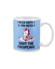 Unicorn Fucupcake Mug front