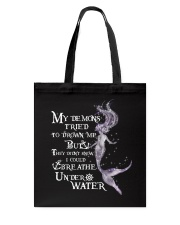 Mermaid Breath Tote Bag thumbnail