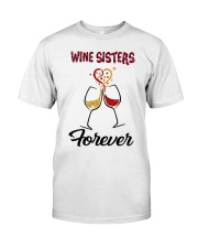 Wine Sisters Classic T-Shirt tile