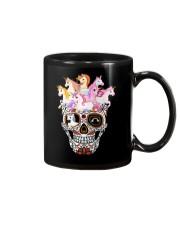 Unicorn Skull Mug thumbnail