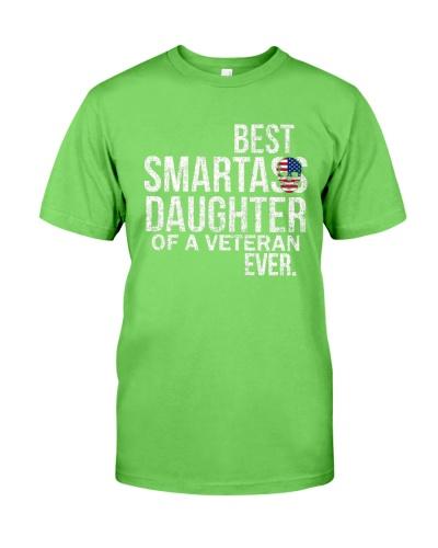 Daughter of a veteran ever