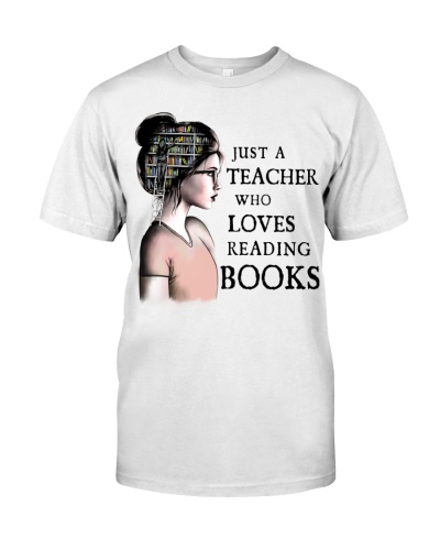 Just A Teacher Who Loves Book And Had Tatttos