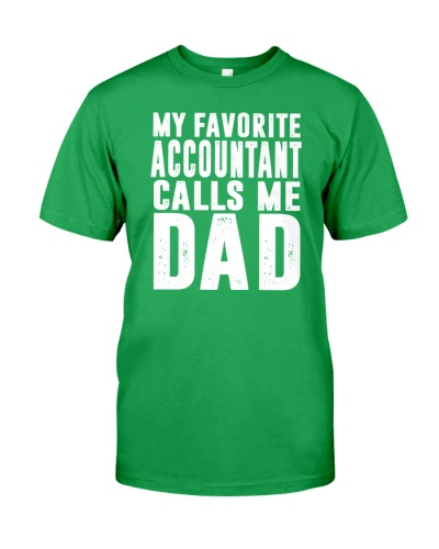 Accountant Call Me Dad