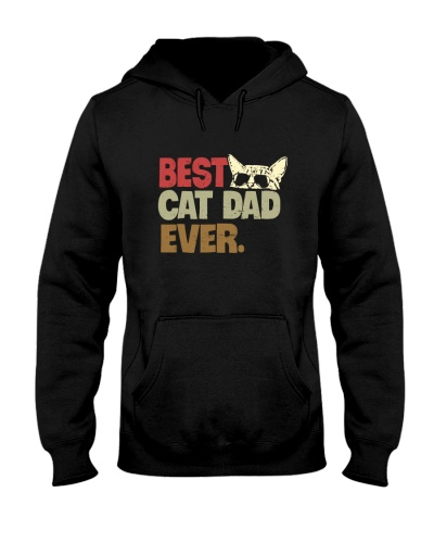 Cat Best Cat Dad Ever