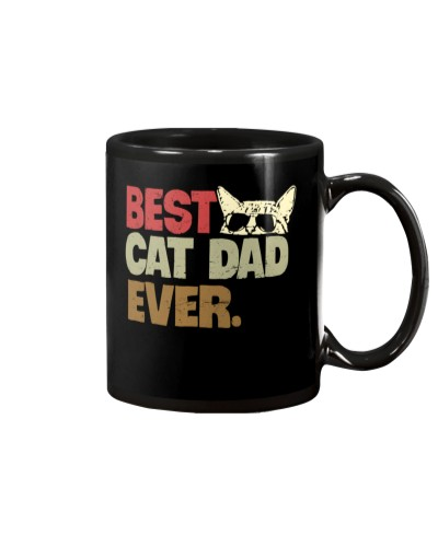 Cat Best Cat Dad Ever