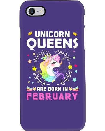 Unicorn Queens Are Born In February