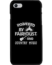 Powered By Country Music Phone Case thumbnail