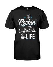 The Coffeeholic Classic T-Shirt thumbnail