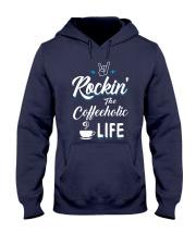 The Coffeeholic Hooded Sweatshirt thumbnail