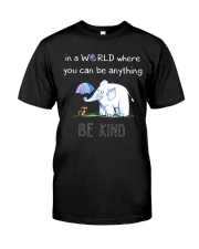 Teacher- be kind Classic T-Shirt thumbnail