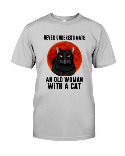 Cat Never Underestimate