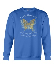 I AM THE BUTTERFLY Crewneck Sweatshirt front