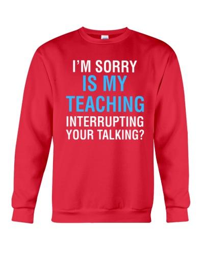 Teacher - I'm Sorry