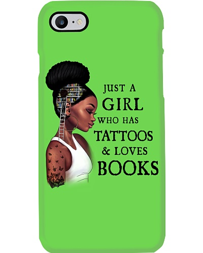 Book Just A Girl Who Has Tattoos And Loves Books