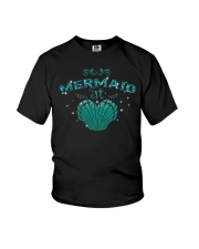 Mermaid Beauty Youth T-Shirt thumbnail