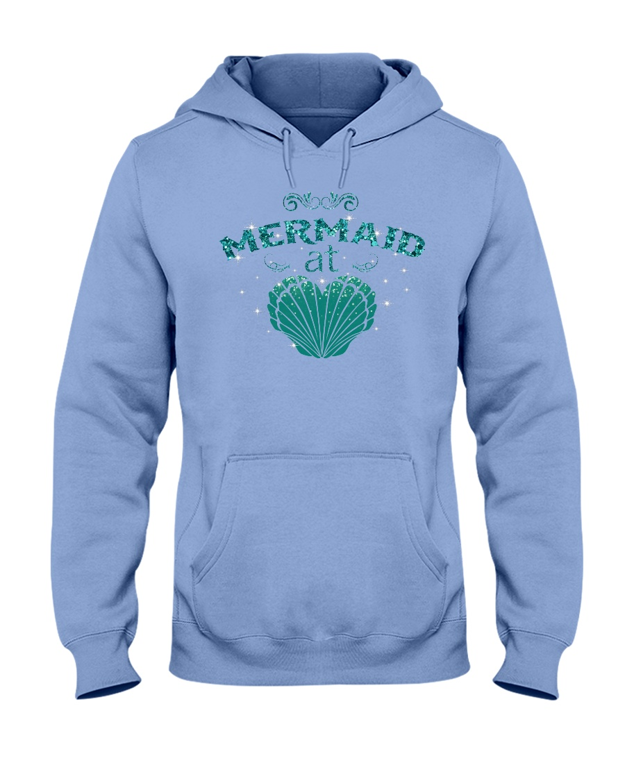 Mermaid Beauty Hooded Sweatshirt