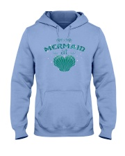 Mermaid Beauty Hooded Sweatshirt front