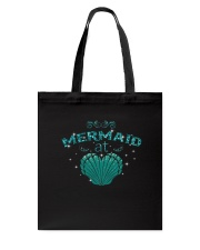 Mermaid Beauty Tote Bag thumbnail