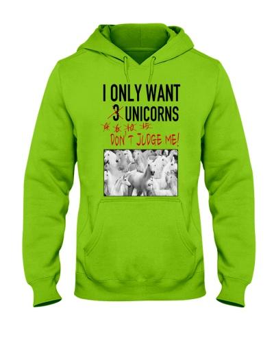 Unicorn - don't judge me