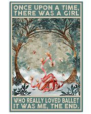 Ballet Once Upon A Time 11x17 Poster front