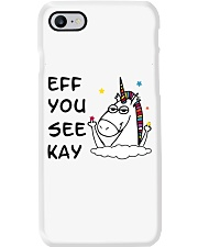 Unicorn Eff You See Kay Phone Case thumbnail