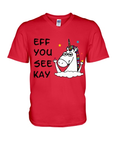 Unicorn Eff You See Kay