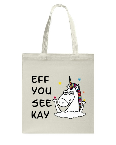 Unicorn Eff You See Kay
