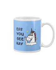 Unicorn Eff You See Kay Mug front