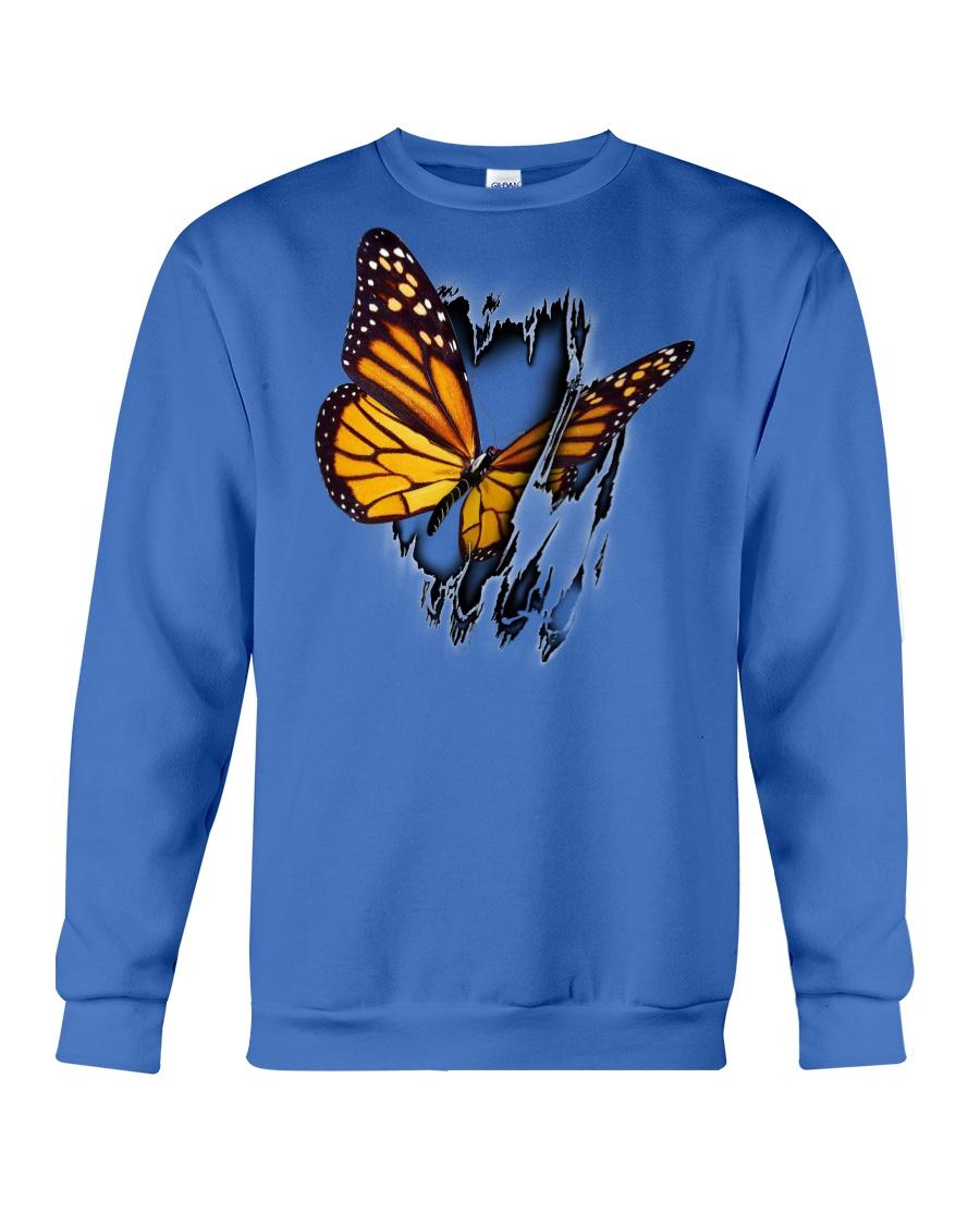 BUTTERFLY INSIDE ME Crewneck Sweatshirt
