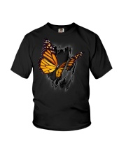 BUTTERFLY INSIDE ME Youth T-Shirt thumbnail