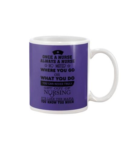 Once A Nurse Always A Nurse