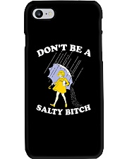 Don't be a Salty Bitch Phone Case thumbnail